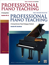 Professional Piano Teaching
