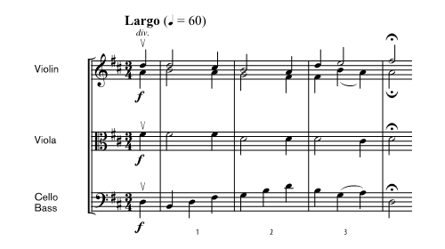 5 steps to improving intonation in your string orchestra excerpt from sound innovations sound development for intermediate string orchestra fandeluxe Images