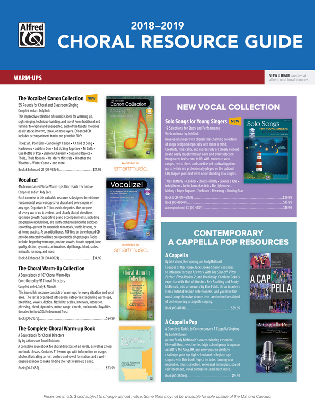 Choral Resource Guide