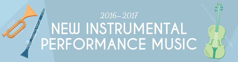 2016-2017 Alfred Music Instrumental Performance Music New Releases & Best-Sellers