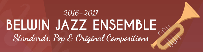 2016-2017 Belwin Jazz Ensemble New Releases & Best-Sellers