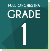 Belwin Full Orchestra Grade 1