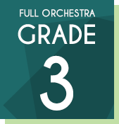 Belwin Full Orchestra Grade 3