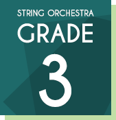 Belwin String Orchestra Grade 3