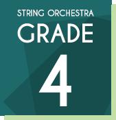 Highland/Etling String Orchestra Grade 4