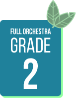 Spring Concert Music Selections for Full Orchestra Grade 2
