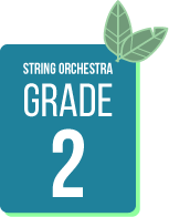 Spring Concert Music Selections for String Orchestra Grade 2