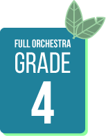 Spring Concert Music Selections for Full Orchestra Grade 4