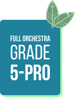 Spring Concert Music Selections for Full Orchestra Grade 5 to Professional