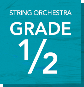 Button for Highland/Etling String Orchestra Grade Half