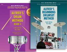 Alfred's Drum Method Book 2, Alfred's Beginning Drumset Method