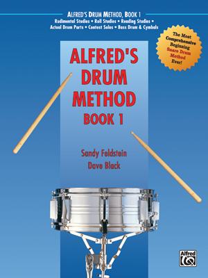 Alfred's Basic Drum Method, Book 1