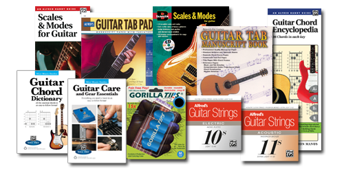 Back to School Guitar