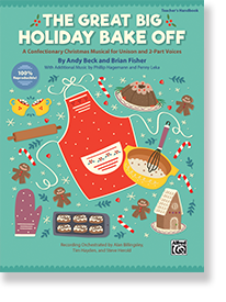 Great Holiday Bake Off Cover