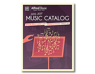 2016 Complete Alfred Catalog