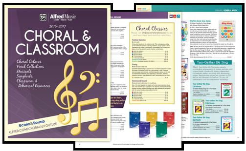 Choral & Classroom 2016