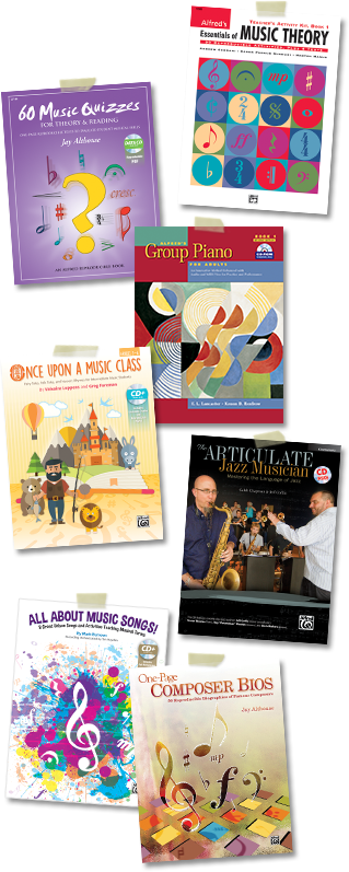 Music in Our Schools Month Books