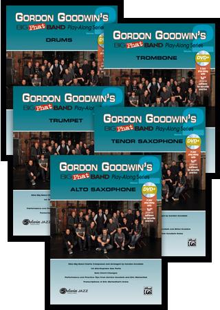 Gordon Goodwin's Big Phat Band Play-Along Volume 2