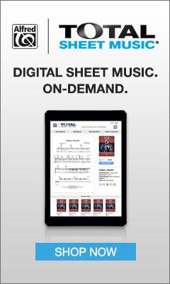 visit Total Sheet Music