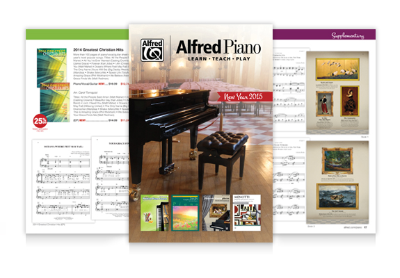 New Year Piano Promotion 2015